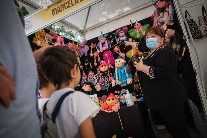 Mercado de artesanía El Príncipe