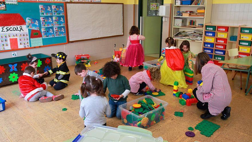 Educación amplía los días de adaptación de escolares de Infantil el próximo curso