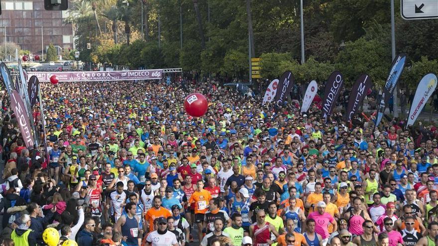 Ya quedan 900 dorsales de la Media de Córdoba