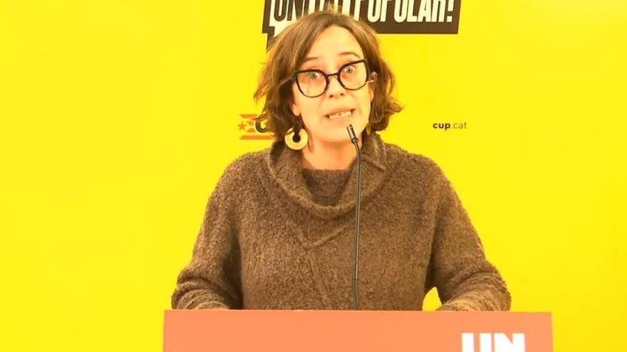 """La CUP dice sentirse """"fuera de las negociaciones"""" del Gobierno catalán"""