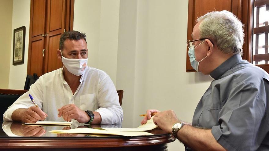 El Cabildo de Córdoba contribuirá al programa de tratamiento integral de Proyecto Hombre