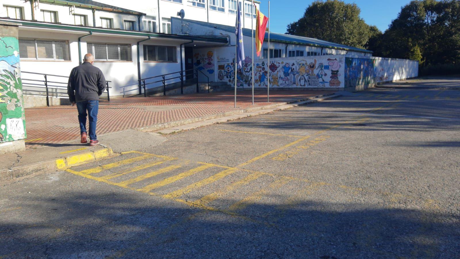 GALERÍA | Inicio del curso escolar en El Puente de Sanabria