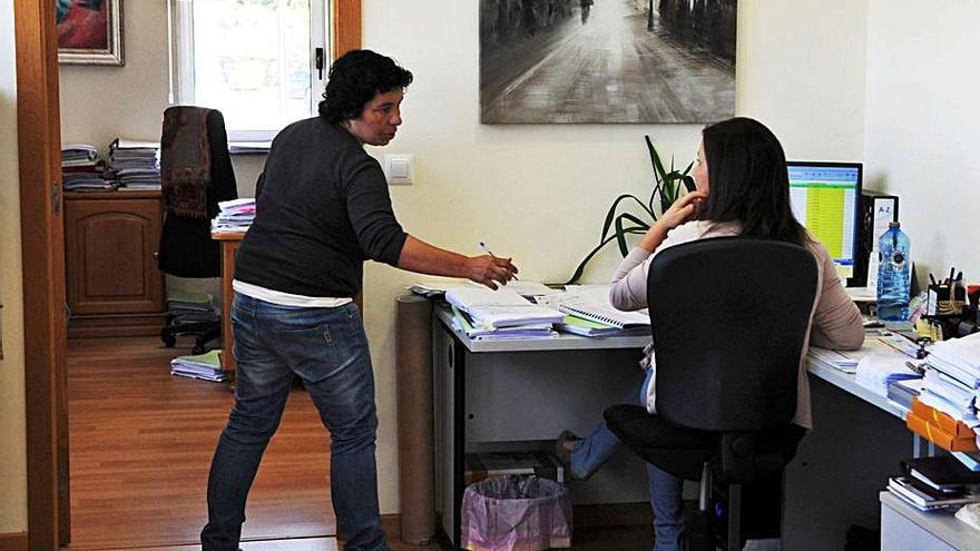 La Diputación informará sobre el control horario facial en el Concello de Meaño