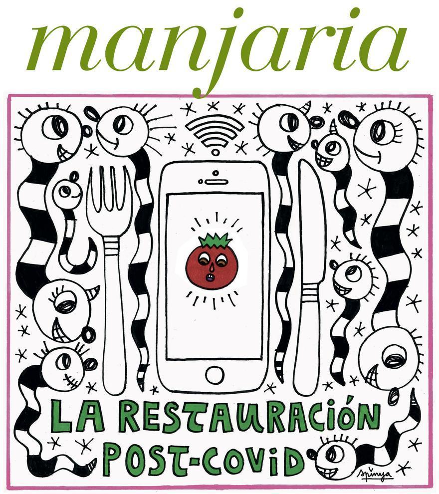 Manjaria: suplemento sobre vinos y alimentos de Mallorca y del entorno mediterráneo