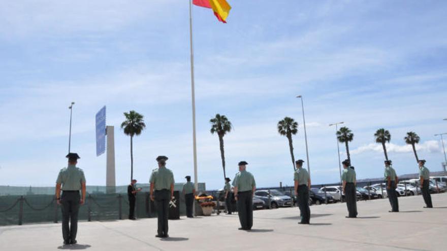 La Guardia Civil celebra sus 176 años