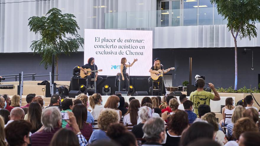 Porto Pi celebra su estreno con un sinfín de actividades con gran acogida por parte de los palmesanos