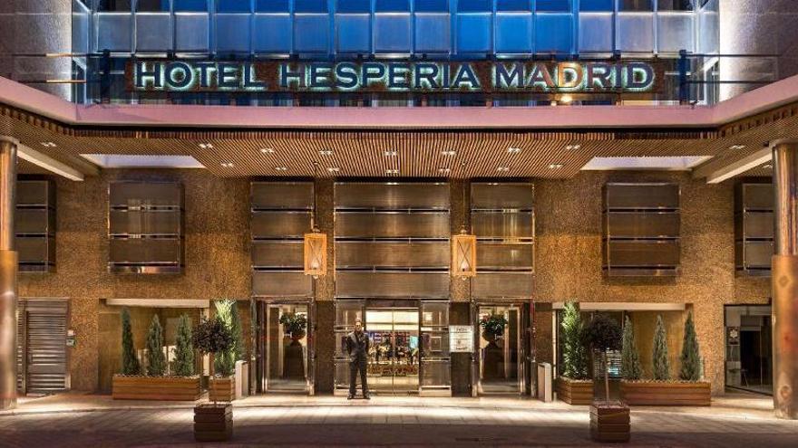 Vuelve Hyatt Regency Hesperia Madrid