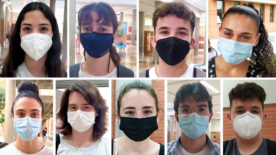 ¿Qué quieren estudiar los alumnos que se examinan de selectividad en Castellón?