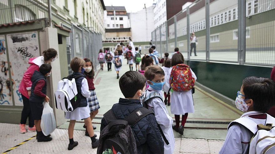Seguridad y presencialidad, claves en la campaña de inscripciones en colegios