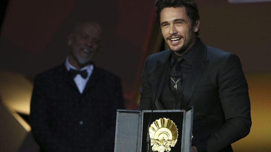 James Franco, Concha de Oro de San Sebastián