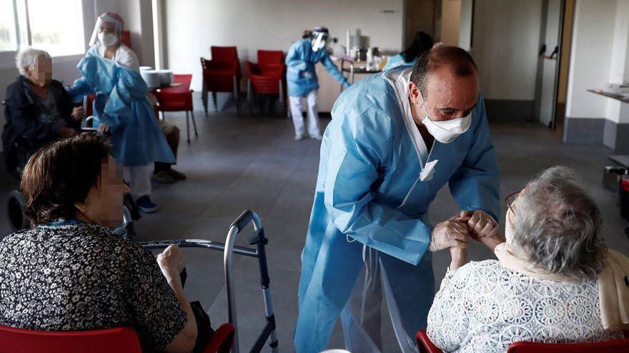 Canarias registra 4 contagios y un fallecido en residencias de ancianos en la última semana