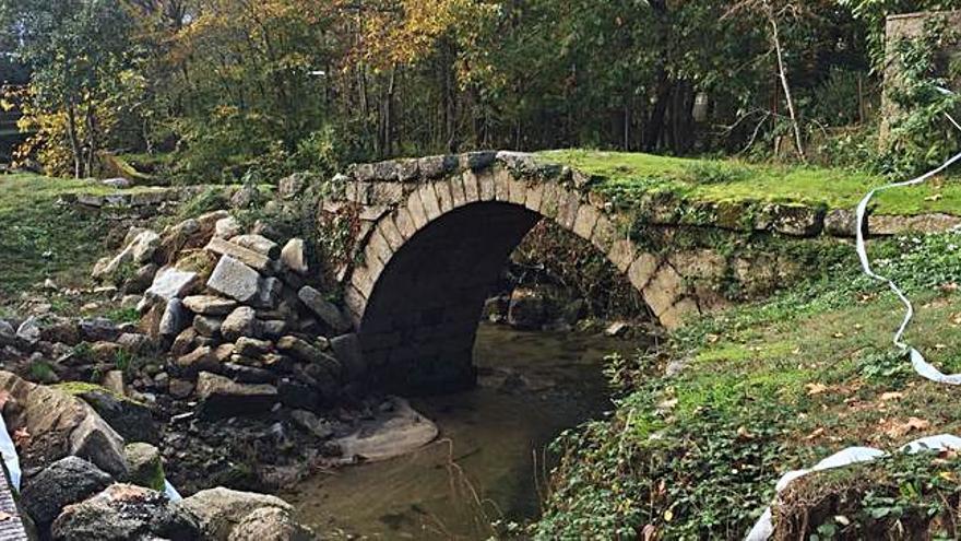 Ribadavia reparará el puente de Veronza