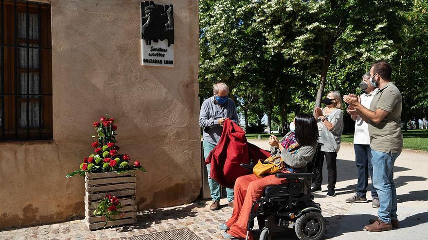 Un museo al aire libre en Zamora en memoria de Baltasar Lobo