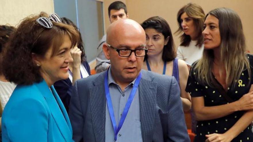 La JEC deja vacantes los escaños europeos de Comín, Puigdemont y Junqueras