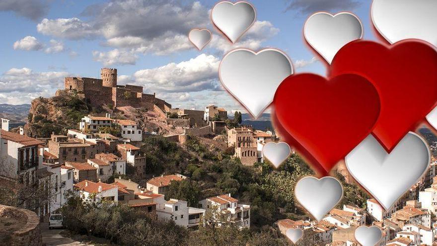 Vilafamés, elegido como el pueblo ideal para disfrutar de San Valentín