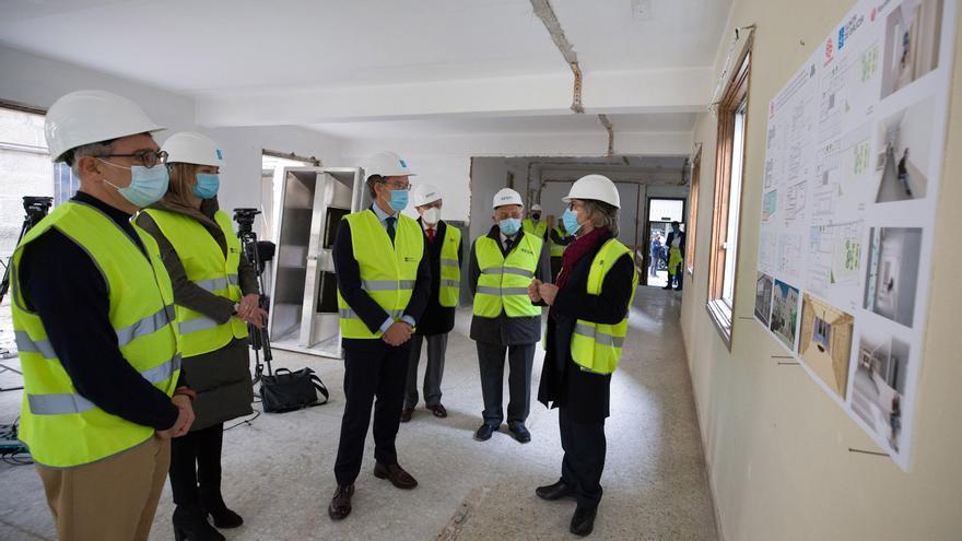 El nuevo albergue de San Javier tendrá 26 plazas mixtas y un centro de formación