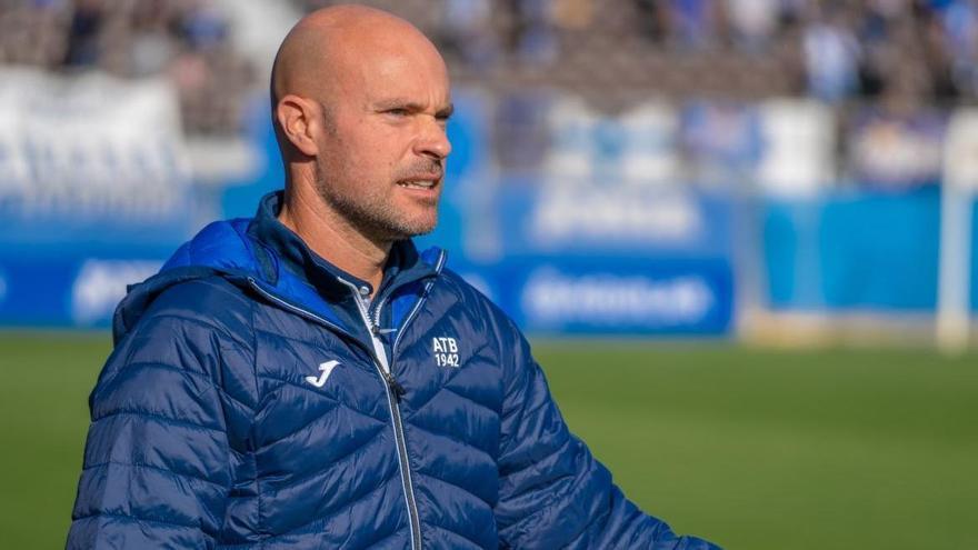 Xavi Calm, nuevo entrenador del Atlético Baleares