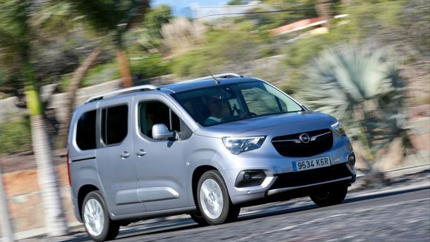 La french connection de Opel Combo Life Innovation 1.5 TD