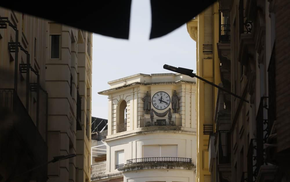 60 Años del reloj más flamenco