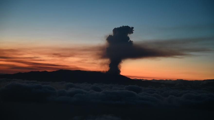 La esponteneidad de la erupción volcánica en Cumbre Vieja, La Palma