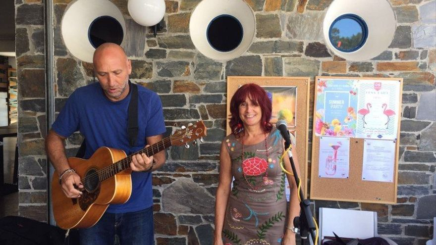 Julie Guravich & Cabe