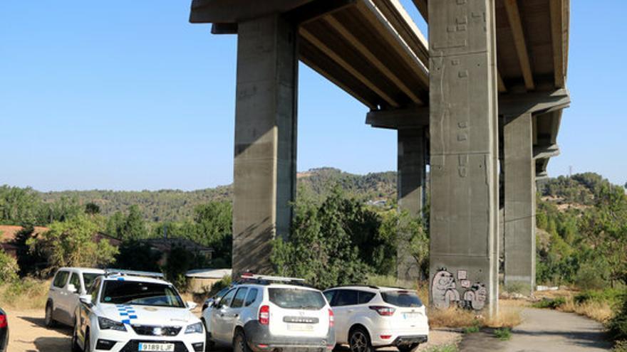 Investiguen la mort de dues persones a prop de la carretera de Sant Vicenç al Pont de Vilomara