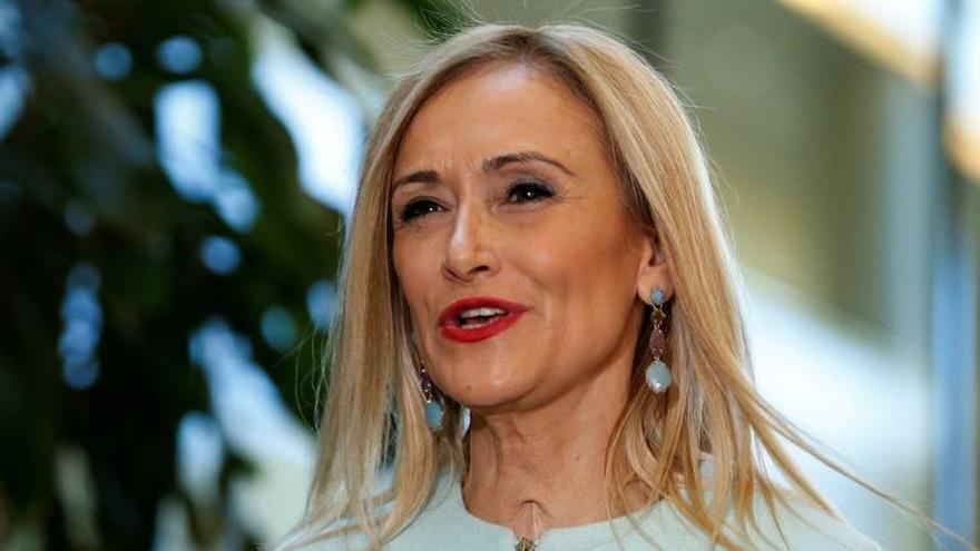 Multen Eroski amb 150.000 euros per difondre el vídeo del furt de Cristina Cifuentes