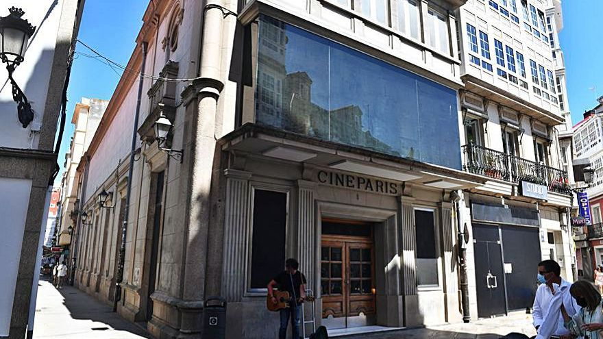 Un posible museo del séptimo arte en el viejo Cine París
