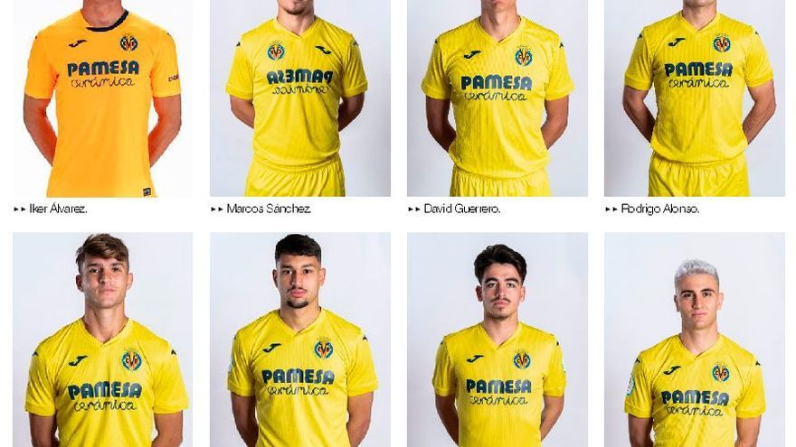 Estos son ocho de los canteranos del Villarreal que piden paso hacia el primer equipo