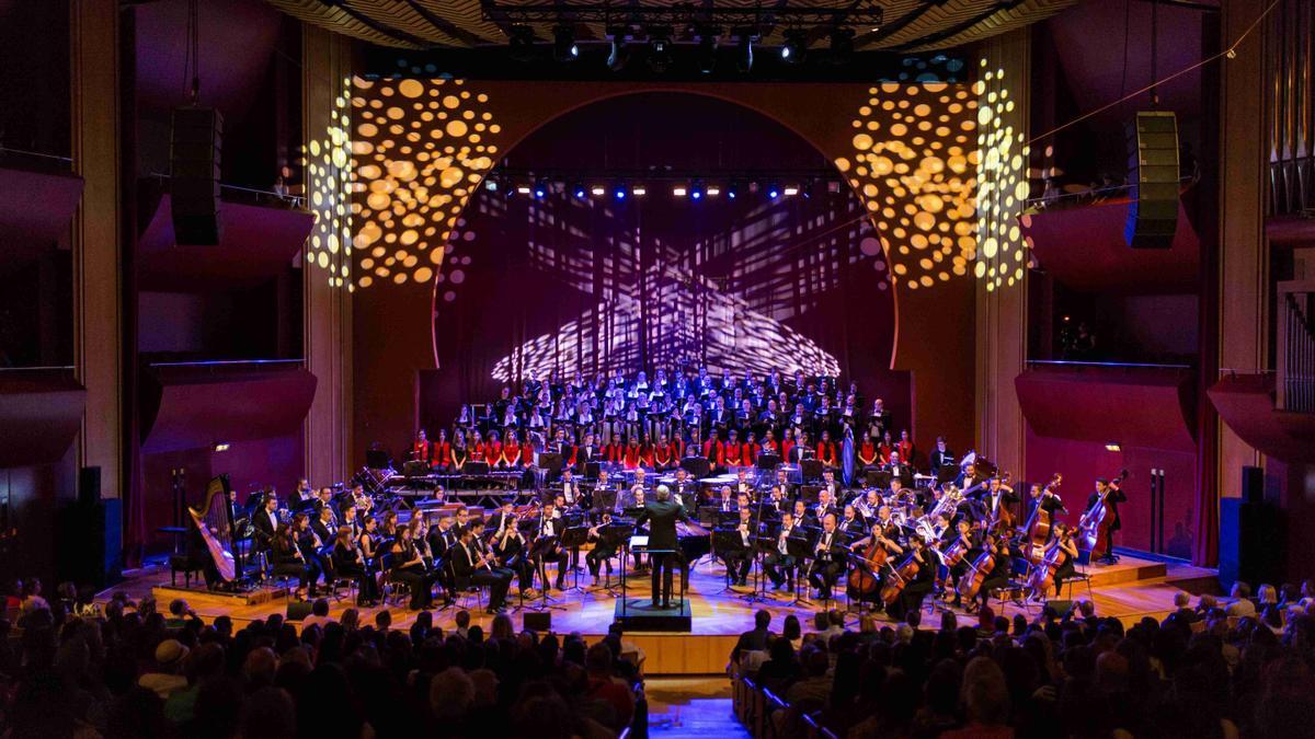 Gran Canaria Wind Orchestra.