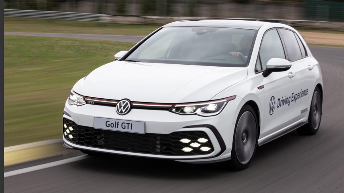Probamos el nuevo VW Golf GTi en el circuito del Jarama