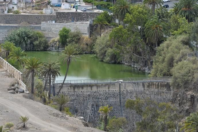 12-09-2020 LAS PALMAS DE GRAN CANARIA.  Antigua finca de la mayordomía y su ermita. Fotógrafo: ANDRES CRUZ  | 12/09/2020 | Fotógrafo: Andrés Cruz