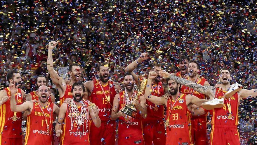 Estas serán las fechas del próximo Mundial de basket