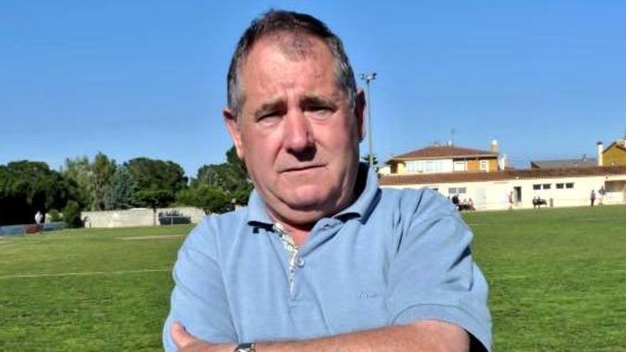 """Mor Antoni """"Gigi"""" Trayter, l'últim president de l'Agrupació Esportiva Vilabertran"""