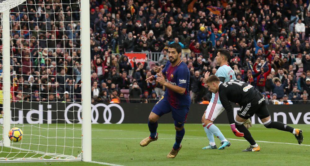 La Liga: Barcelona-Celta