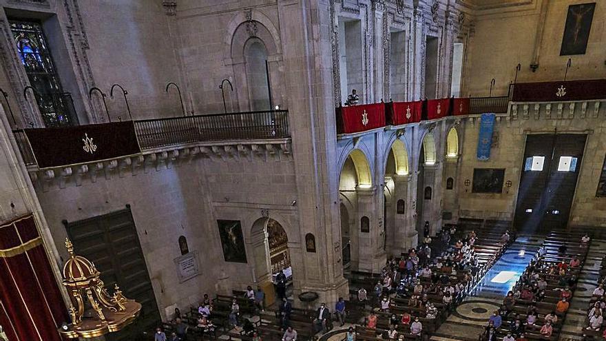 La Escolanía y la Capella interpretan cantos del Misteri el 14 y 15 de agosto