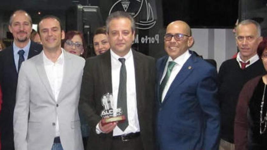 Alcer Las Palmas reconoce al Hospital Insular