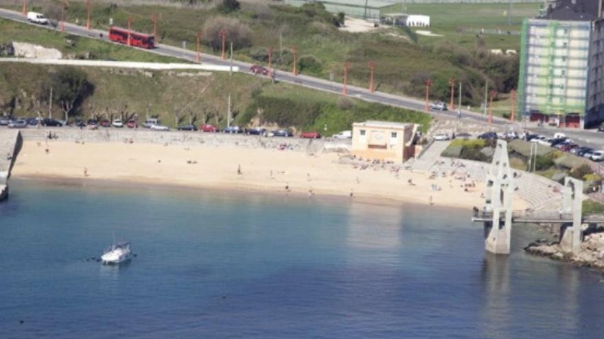 Playa de San Amaro