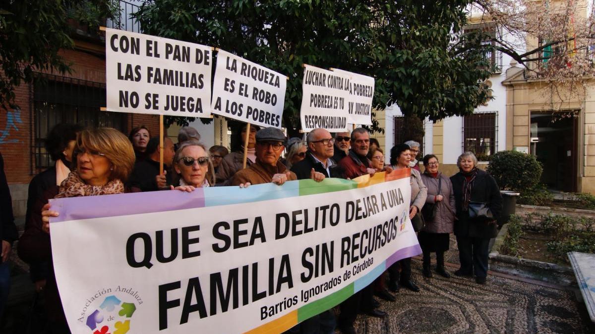 Los Barrios Ignorados denuncian los obstáculos para acceder a la renta mínima