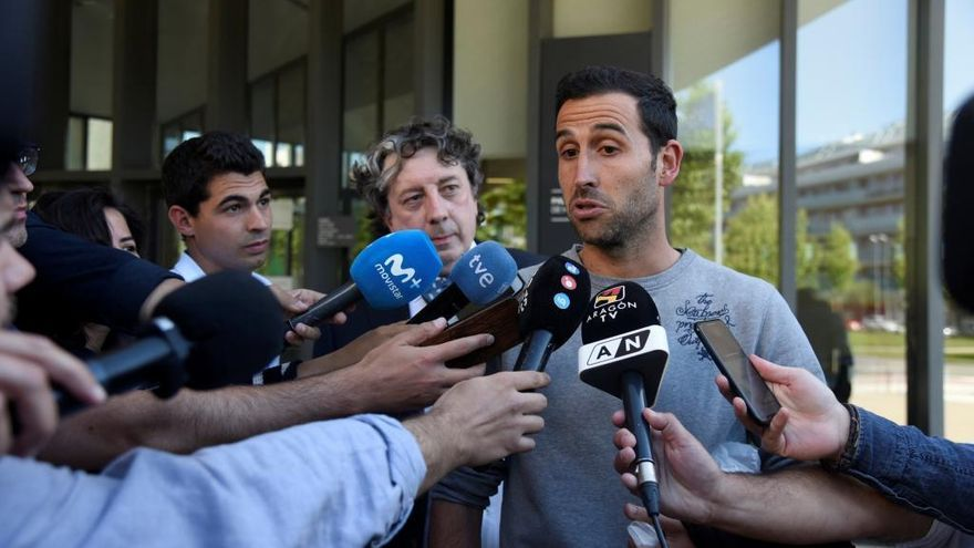 El exdeportivista Íñigo López, detenido de nuevo en la 'Oikos'