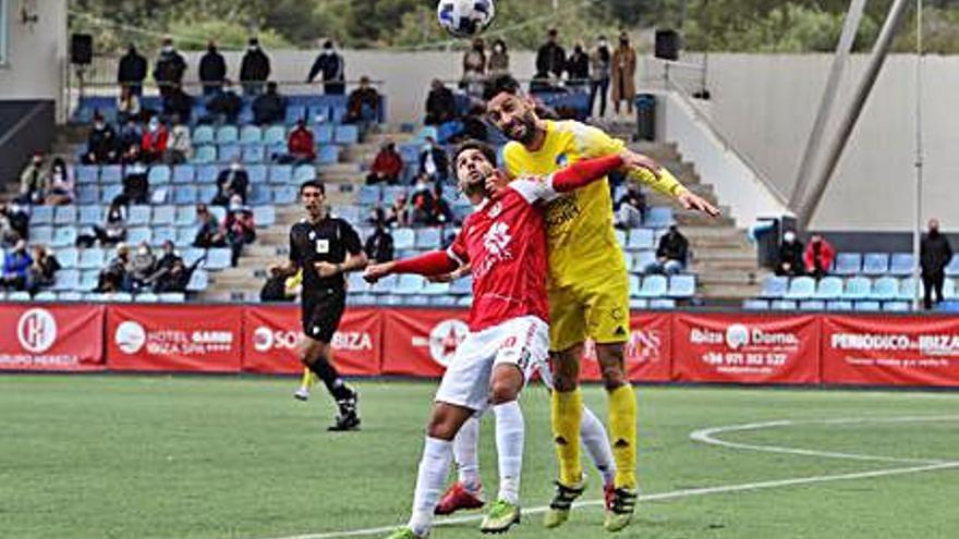 Un Formentera obligado a ganar recibe en casa a  un CD Ibiza que puede certificar el ascenso a 2ª RFEF