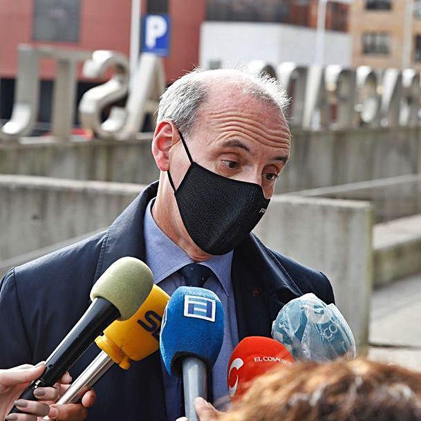 Ricardo González, el abogado de la acusación particular