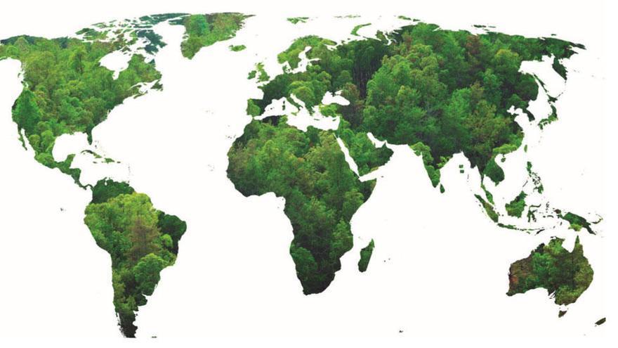 La recuperación será verde o no será