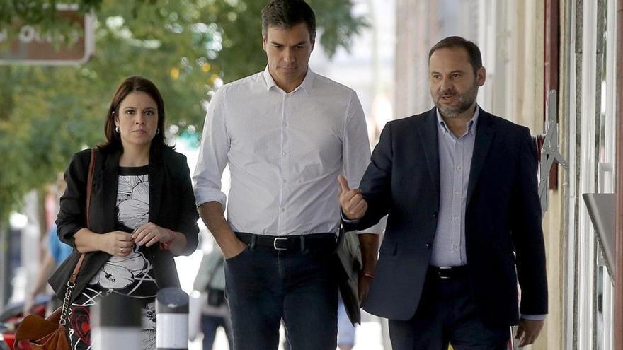 Lastra asume las riendas del PSOE tras la marcha de Ábalos