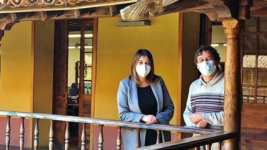 La Laguna y Cabildo colaborará para favorecer la cultura segura