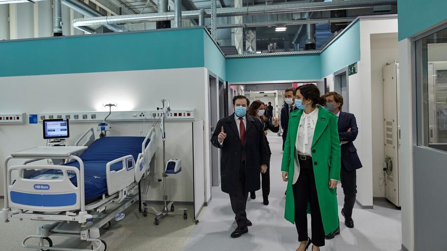 El TSJM condena a Madrid por no proteger a los médicos de centros de salud