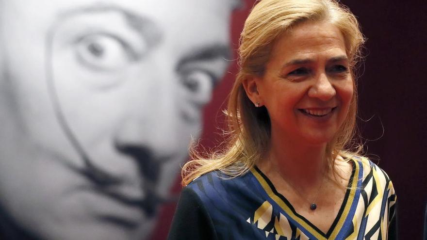 La infanta Cristina deja La Caixa después de 26 años