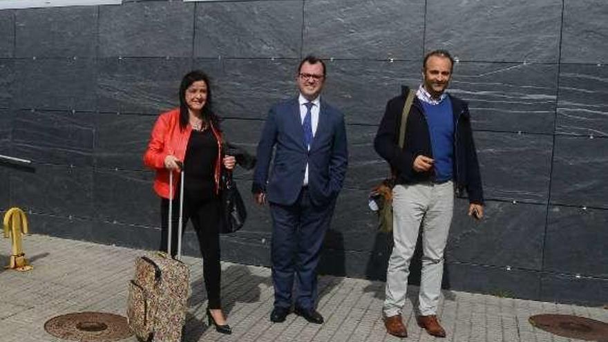 Daniel Prieto deja la plaza de juez de violencia de género en Cangas