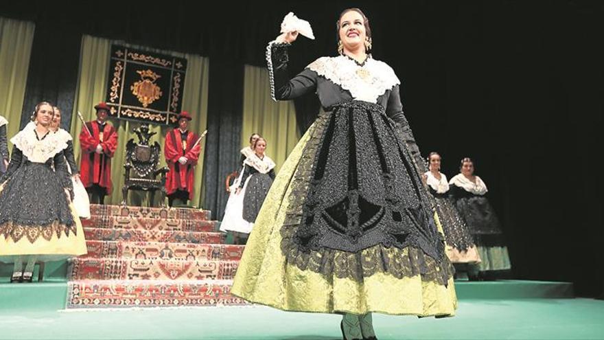 El congreso festero plantea promover el traje de castellonera entre la ciudadanía
