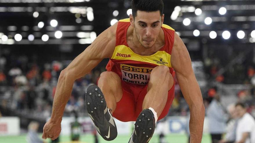 Torrijos abre la jornada 11 en busca de la final en triple salto